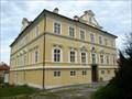 Image for zámek Prcice - Sedlec-Prcice, okres Príbram, CZ
