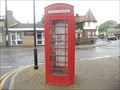 Image for Red Telephone Box - Somersham, England