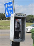 Image for Cash America Pawn Pay Phone -- Garland TX