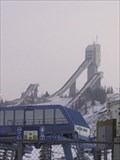 Image for Canada Olympic Park Ski Jump Towers - Calgary, Alberta