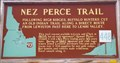 Image for #448 - Nez Perce Trail