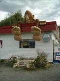 Image for Big Sasquatch - Creston, BC