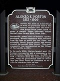 Image for Alonzo E. Horton