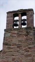 Image for St Peter's church bells. Heysham, Lancacshire