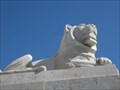 Image for Lions - Portsmouth Naval Memorial - Clarence Esplanade, Southsea, Portsmouth, Hampshire, UK