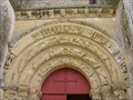 Image for Porte Eglise Saint Pierre - Aulnay de Saintonges,FR