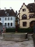 Image for Sevogelbrunnen - Basel, Switzerland