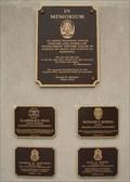 Image for Police Department Memorial -  Pasadena, CA