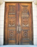 Image for Cathedral of St John the Evangelist Door - Boise, ID