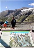 Image for Pasterze Glacier at Kaiser Franz Josefs Höhe (Hohe Tauern National Park, Austria)