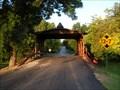 Image for Merle Anderson  Memorial Bridge - Lexington, OK