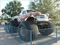 Image for Samson Monster Truck, Fun Spot USA, Kissimmee, Florida.