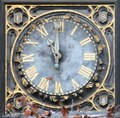 Image for St Dunstan-in-the-East Clock - Idol Lane, London, UK