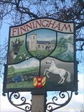 Image for Finningham, Suffolk