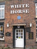 Image for Nicholas Nickleby by Charles Dickens - The White Horse - Great North Road, Eaton Socon, St Neots, Cambridgeshire, UK