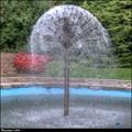 "Image for Fountain ""Dandelion"" / Fontána ""Pampeliška"" - Teplice (North Bohemia)"