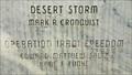 Image for Persian Gulf War Memorials - Kalispell, MT