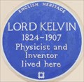 Image for Lord Kelvin - Eaton Place, London, UK