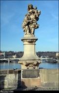 Image for St. Anne sculptural group on Charles Bridge / Sousoší Sv. Anny na Karlove moste (Prague)
