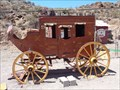 Image for Wells Fargo ~ Stage Coach ~ Oatman, Arizona, USA.