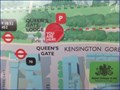 Image for You Are Here - Queen's Gate, Kensington Gardens, London, UK