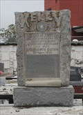 Image for William J. Kelly - Cypress Grove Cemetery, New Orleans LA