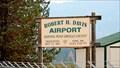 Image for Robert H Davis Airport - Ione, WA