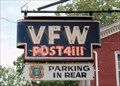 Image for VFW Post 4111 Neon Sign  -  Lisbon, OH