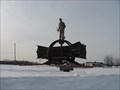 Image for The Emergence of Man Through Steel – Chisholm, MN