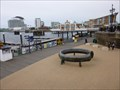 Image for Boardwalk - Mermaid Quay - Cardiff Bay - Wales.