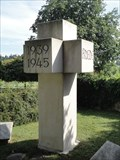 Image for WW I & II Memorial Wolfenhausen, Germany, BW
