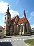 Image for kostel sv. Marí Magdaleny - Chvalšiny, okres Ceský Krumlov, CZ