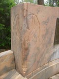 Image for Flamingo Reliefs - Exedra - Bok Gardens, Lake Wales.
