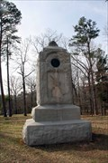 Image for 39th Indiana Mounted Infantry Regiment Monument - Chickamauga National Battlefield