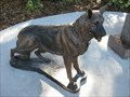 Image for Police Dog Memorial - Largo, FL