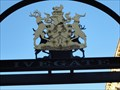 Image for Ivegate Arch Coat of Arms – Bradford, UK