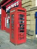Image for Red Phone Box, 13 Church Street, Barnsley.
