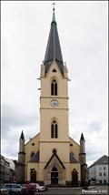 Image for Church of St. Anthony the Great in Liberec / Chrám Sv. Antonína Velikého v Liberci (Czech Republic)