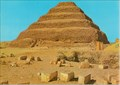 Image for King Zoser's Step Pyramid - Sakkara