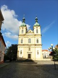 Image for The Church of the Annunciation of the Blessed Virgin Mary - Duchcov, Czech Republic