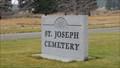 Image for St. Joseph's Catholic Cemetery Mausoleum - Spokane Valley, WA