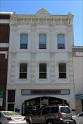 Image for Heber Stone Bank - Brenham Downtown Historic District - Brenham, TX