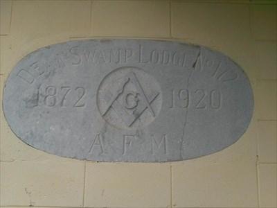 Dean Swamp 172 AFM lodge in Salley SC