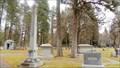 Image for Knudsen Family Obelisk - Spokane, WA