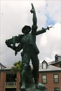 Image for Monument to U. S. Marines - Parris Island, SC