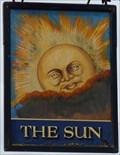 Image for Sun - Huntingdon, Cambridgeshire, UK.