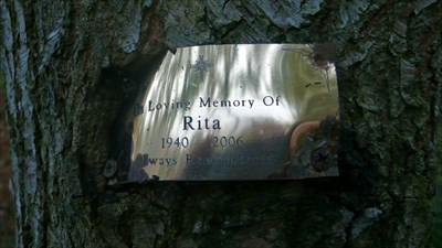 In loving memory of Rita 1940 2006 Always Remembered