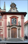 Image for Kaple Sv. Jana Nepomuckého / Chapel of St. John of Nepomuk - Prague Castle (Prague)