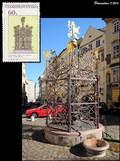 Image for Public fountain in Lesser Square / Kašna na Malém námestí (Prague)