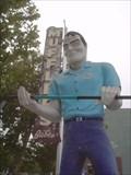 Image for Babe the Muffler Man, San Jose, Ca